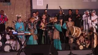 مصر العربية | عرض جمهورية تتارستان في افتتاح مهرجان الطبول