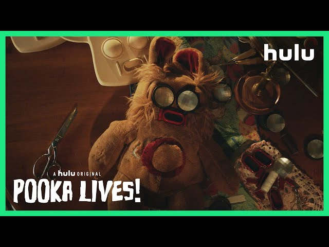 Into the Dark: Pooka 2: Pooka Lives - Trailer (Official) • A Hulu Original