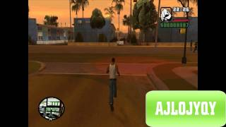 GTA San Andreas - Tutti i trucchi per PC #2 - Gameplay HD ITA