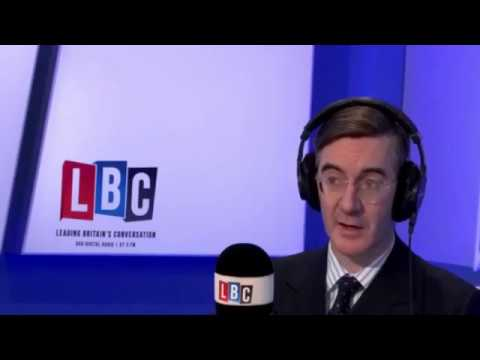 Jacob Rees Mogg MP Discusses the Transitional Brexit 'Deal'