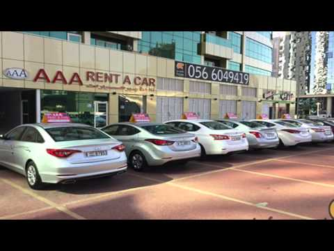 AAA Rent A Car Dubai U.A.E