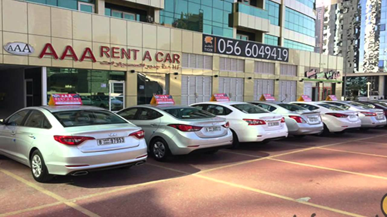 Rent A Car In Dubai >> Aaa Rent A Car Dubai U A E Youtube