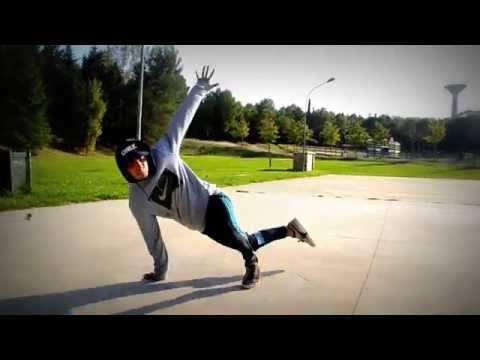 BREAK YA NECK - Bboy Maroun 2016