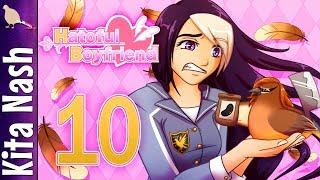 Hatoful Boyfriend Gameplay w/Voices  Part 10: Sakuya  RICH BIRD  Let