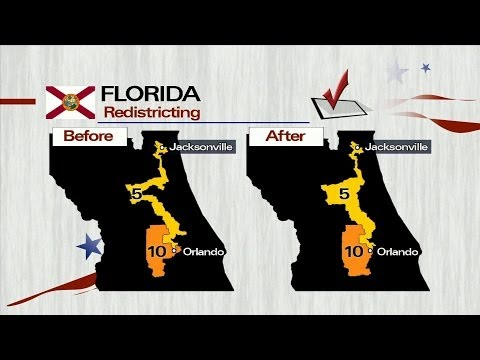 Perfecting the art of the redrawn Congressional district