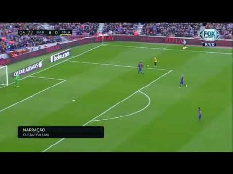 Download Barcelona 0 x 0 Málaga 19/11/2016. LaLiga. 12° Rodada