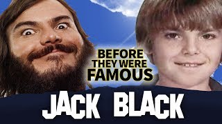 Jack Black | Before They Were Famous | Jablinski Games | Biography