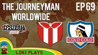 FM18 - Journeyman Worldwide - EP69 - River Plate Uruguay - Copa Libertadores - Football Manager 2018