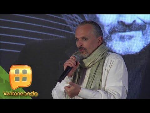 Miguel Bosé se presentó en Viña del Mar  Ventaneando