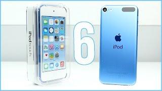 Apple iPod touch 6G : Déballage et premier démarrage (Unboxing français)