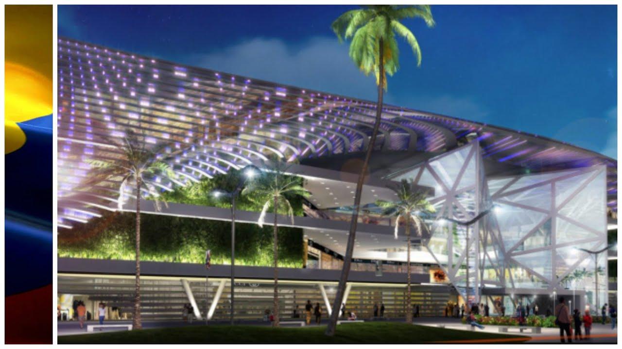 Avance obra del centro comercial parque la colina 2016 - Centre comercial la illa ...