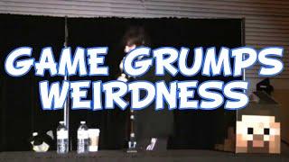 Compilation of Game Grumps weirdness following Jon