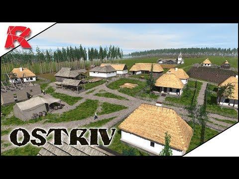 Ostriv ➤ Város alapítás
