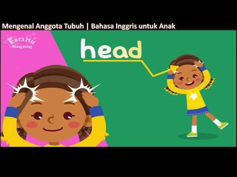 Mengenal Anggota Tubuh | Bahasa Inggris Untuk Anak