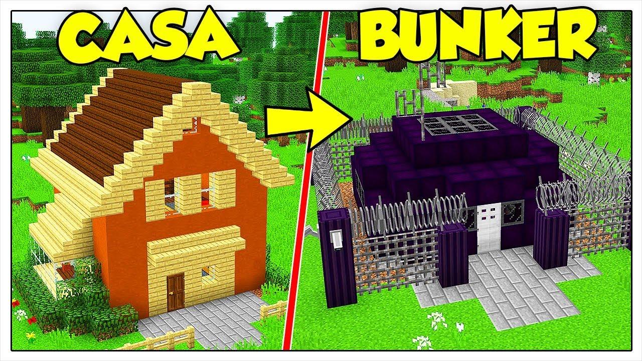 Trasformiamo la mia casa in bunker indistruttibile for Come progettare la mia casa