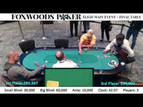 $1,650 Main Event Day 3 (Part 2)