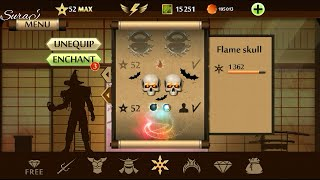 Shadow Fight 2 Halloween Weapon, Armor & Ranged Weapon