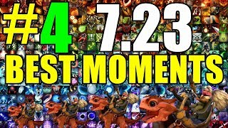 7.23 Best Moments Ability Draft vol.4 | Dota 2 Ability Draft