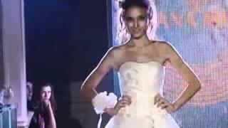 Коллекции свадебных платьев  от Оксаны Мухи