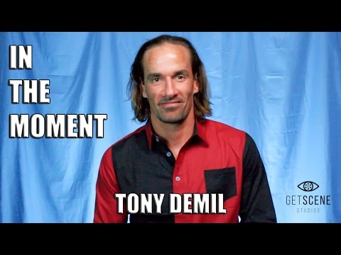 In The Moment  Tony DeMil