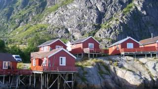 Путешествие по Норвегии (Лефотенские острова)