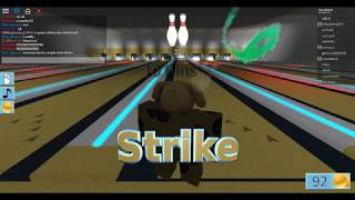 Roblox ro bowling how to win every game
