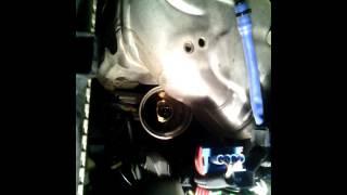 Замена масляного фильтра Citroen C4 седан