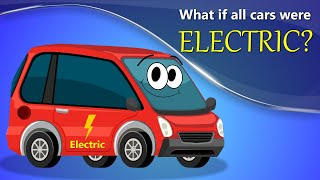 What if all Cars were Electric? | #aumsum