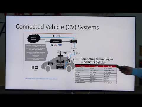 Seminar - Connected Vehicles - Future Passenger and Freight