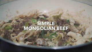 How to Cook Simple Mongolian Beef (Mama's Kitchen)(SUBSCRIBE for Daily Videos :) My mom shows us how to make Simple Mongolian Beef! #ItsMoreFunInThePhilippines Yesterday: https://youtu.be/xJ35cGh6XQ4 ..., 2016-11-04T20:00:03.000Z)