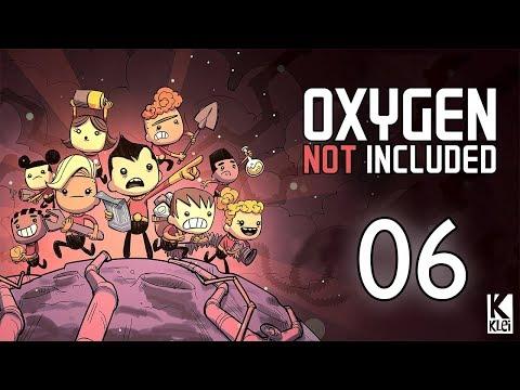 FANTASTISCHES KLO UND ERSTER NAHRUNGSMANGEL #06 - Let's Play Oxygen Not Included | Deutsch