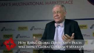Jim Rogers on commodities, the agriculture boom, & perilous times ahead