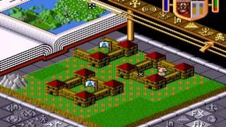 Populous (SNES) Piggy-World - Vizzed.com GamePlay
