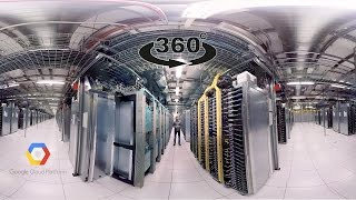 Google Data Center 360° Tour thumbnail