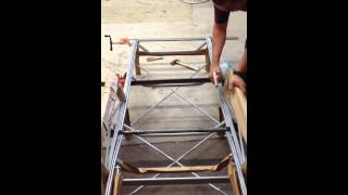 Chaise Body Sling Install