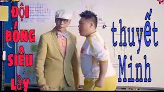 Phim hài hước: đội bóng siêu lầy ;thuyết minh