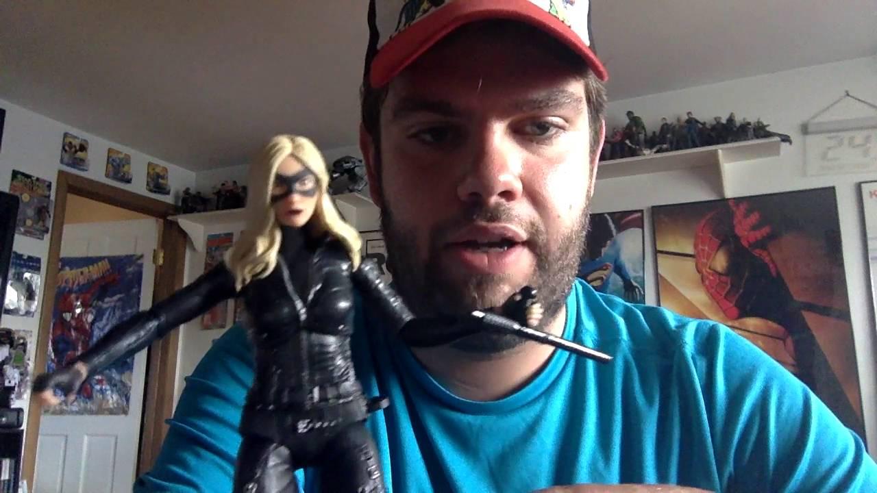Black Canary Action Figure Dc Direct Arrow TV DC COMICS