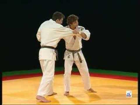 JUDO Le perfectionnement d'uchi mata 3