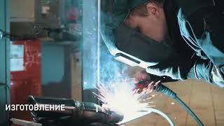 Mercedes Gelandewagen - изготовление и тюнинг новой выхлопной системы из нержавейки. Tun Lab