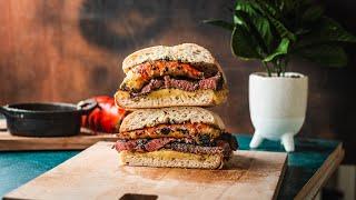 £57 Steak, Lobster & Caviar Sandwich