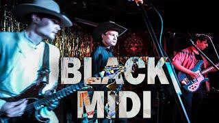 New! BLACK MIDI  live at The Windmill 2019