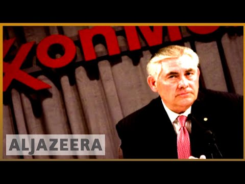 🇺🇸 A look at the career of Rex Tillerson | Al Jazeera English