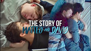 The story of Matteo & David {3x01-3x10} DRUCK