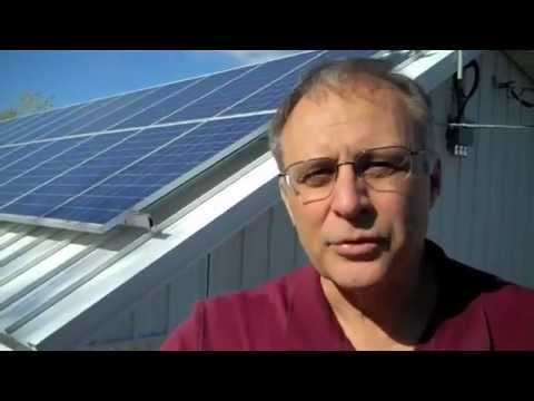 Solar Electric Installation - Wisconsin Solar Panels - Solar Electric