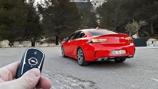 Opel Insignia GSi 2.0 Turbo 260 4x4 TEST POV Drive & Walkaround ENGLISH SUBTITLES