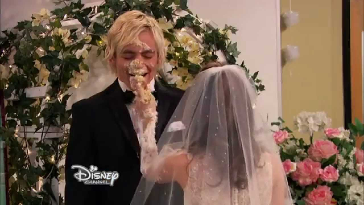 austin and ally married