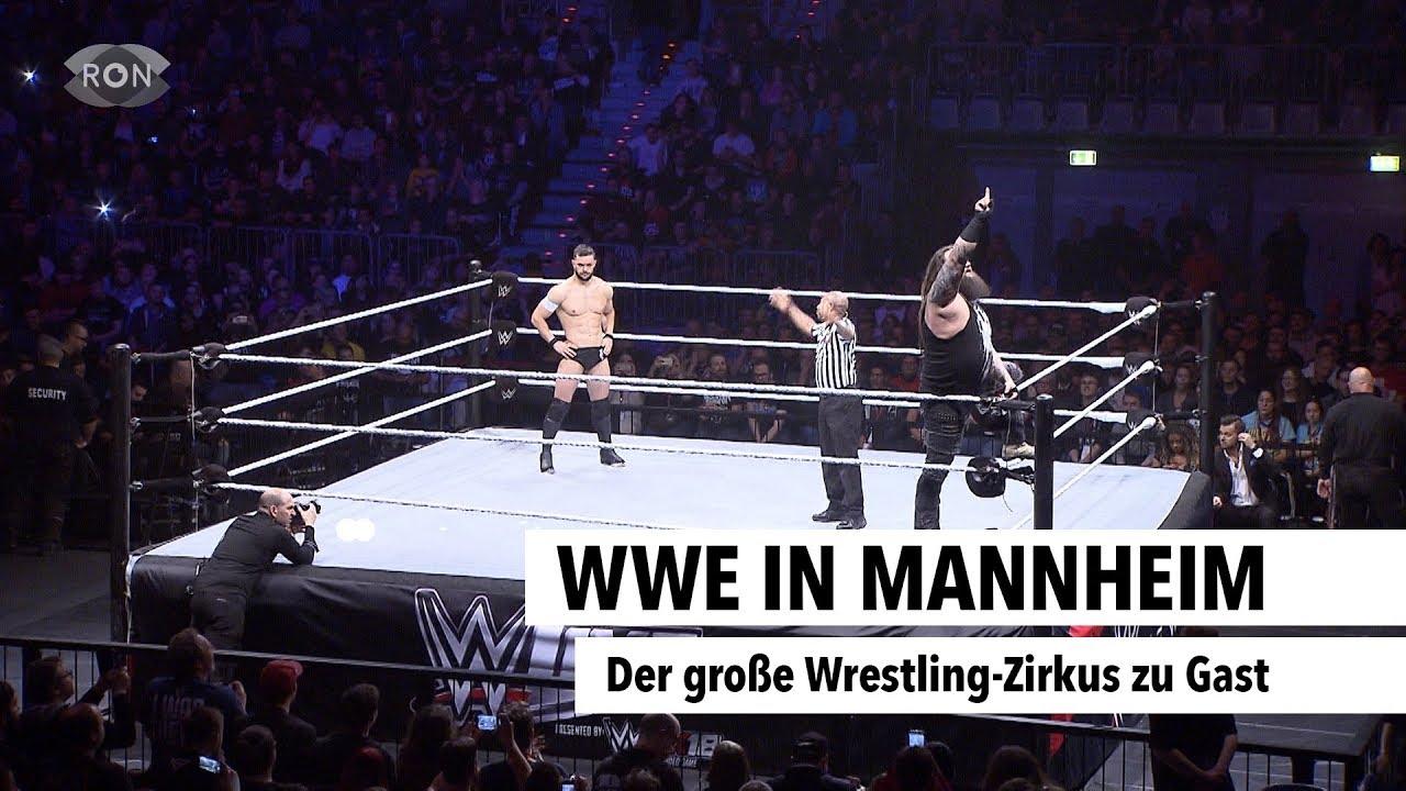 Wwe Mannheim