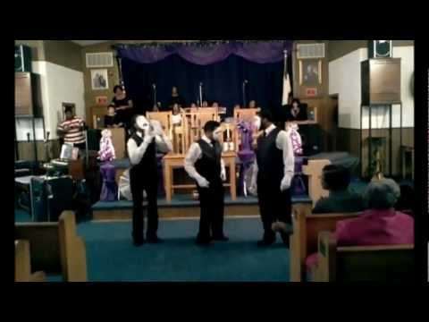 Young Men 4 Christ- Hold My Mule
