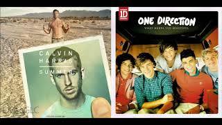 What Makes Summer Beautiful | Calvin Harris & One Direction Mashup!
