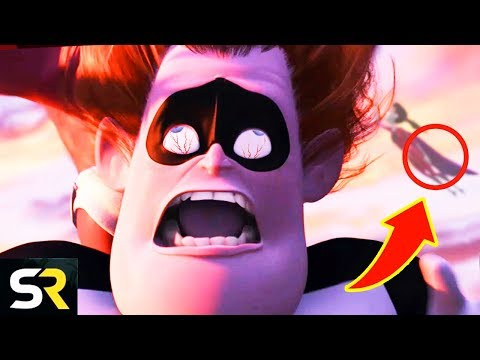 Why The Incredibles Might Be The DARKEST Pixar Movie Ever